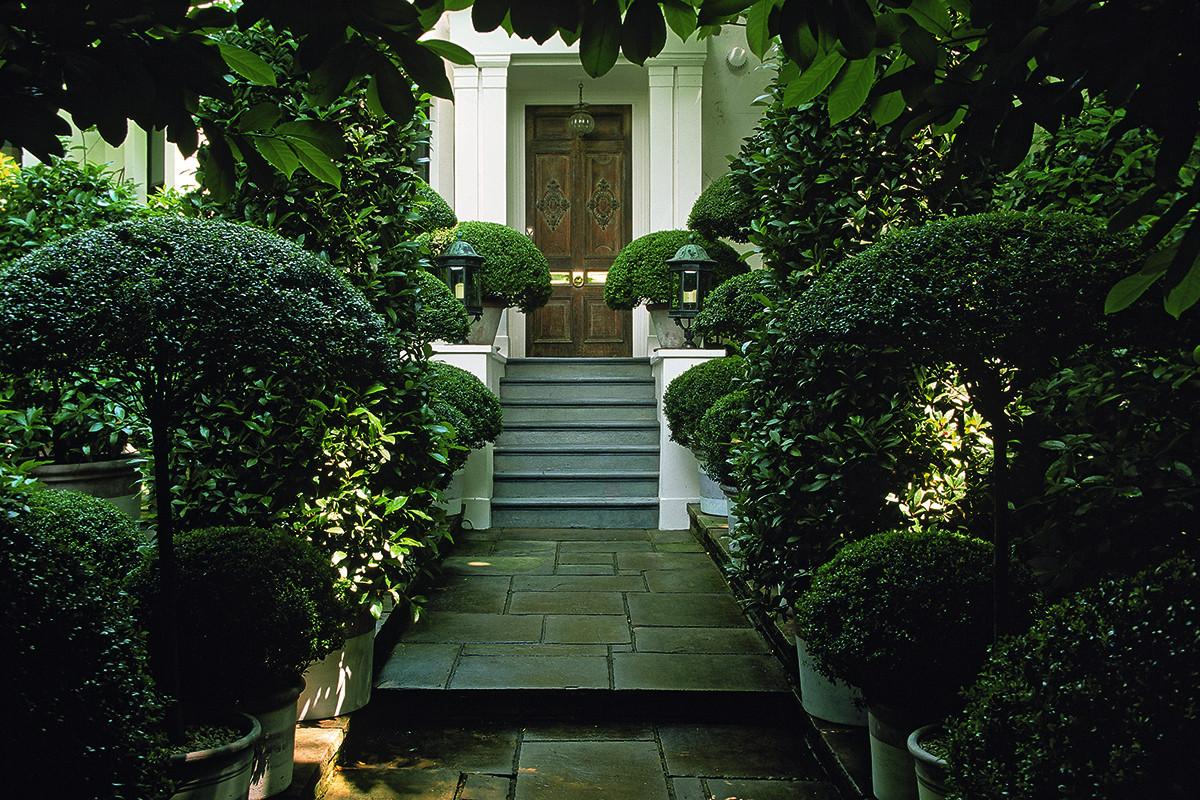 Anouska hempel garden images for Deco style jardin anglais
