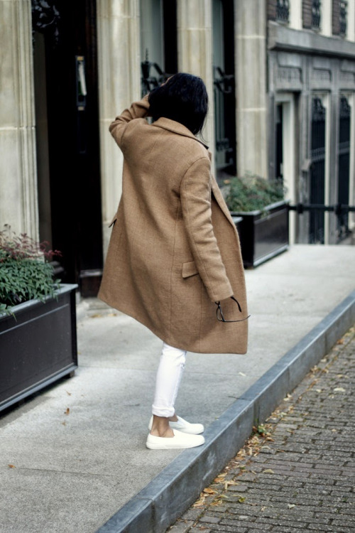 CAMEL COAT LOVE