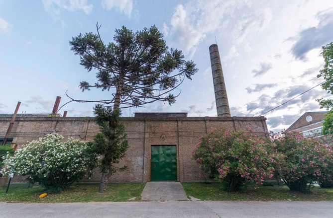 THE FLANDRIA S.A COTTON MILL NOW