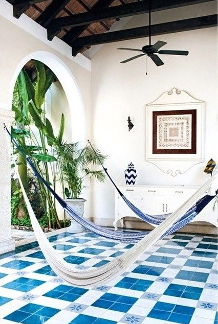 LETS CHILL HAMMOCK STYLE